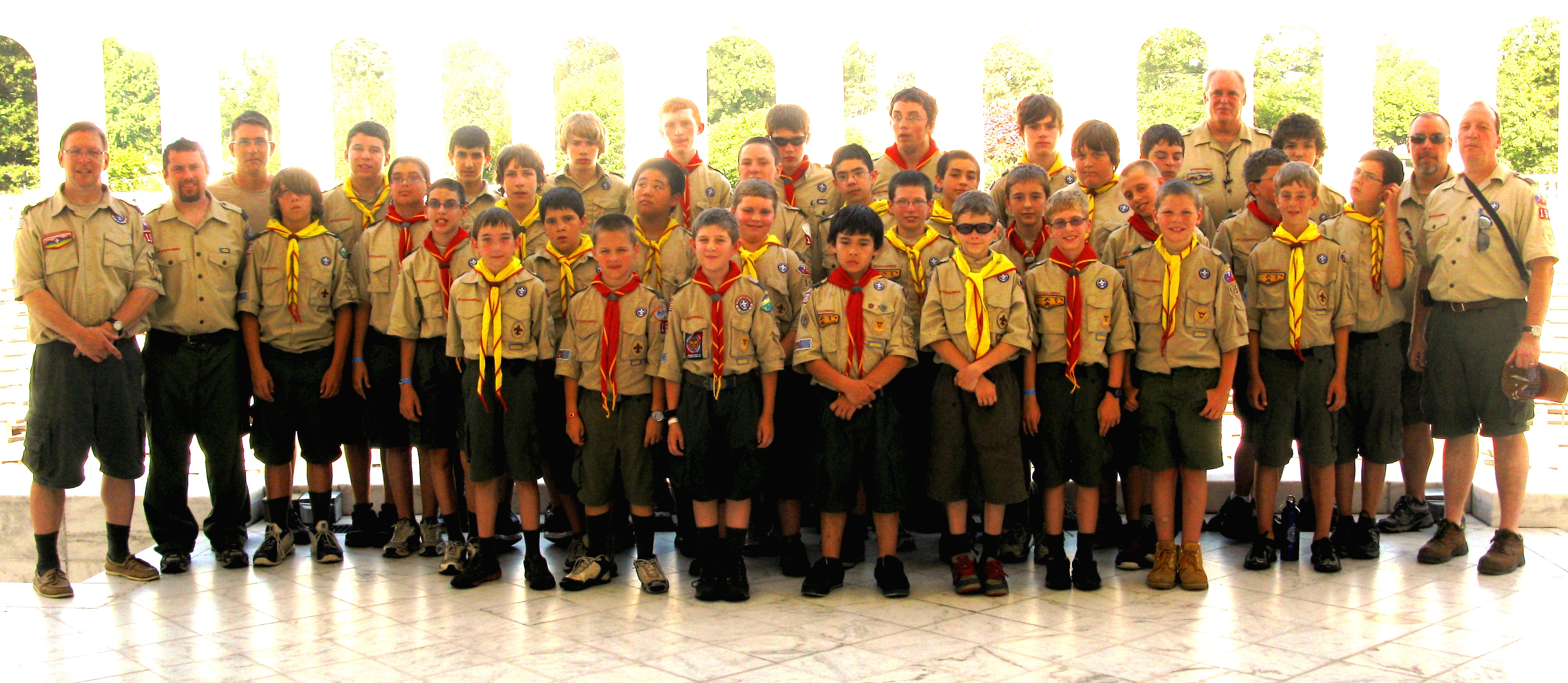 2011 Camp Picture